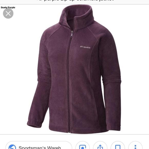 b77cc563bf7 Women's Columbia Three Lakes Fleece Jacket
